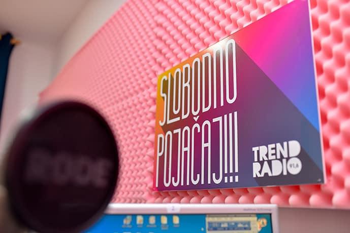 Trend radio Velika Kladusa - O nama