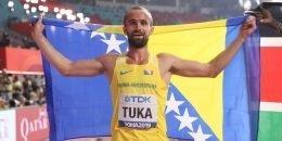 Amel Tuka je najbolji atletičar Balkana za 2019. godinu