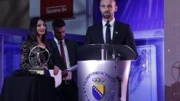Amel Tuka sportista godine u izboru Olimpijskog komiteta BiH