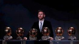 Messi nakon tri godine ponovo na tronu