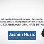Reagiranje nezavisnog kandidata Jasmina Hušića, povodom posjete Elmedina Konakovića Velikoj Kladuši