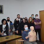 Povodom Svjetskog dana reanimacije,  Asocijacija mladih SDA održala radionicu prve pomoći