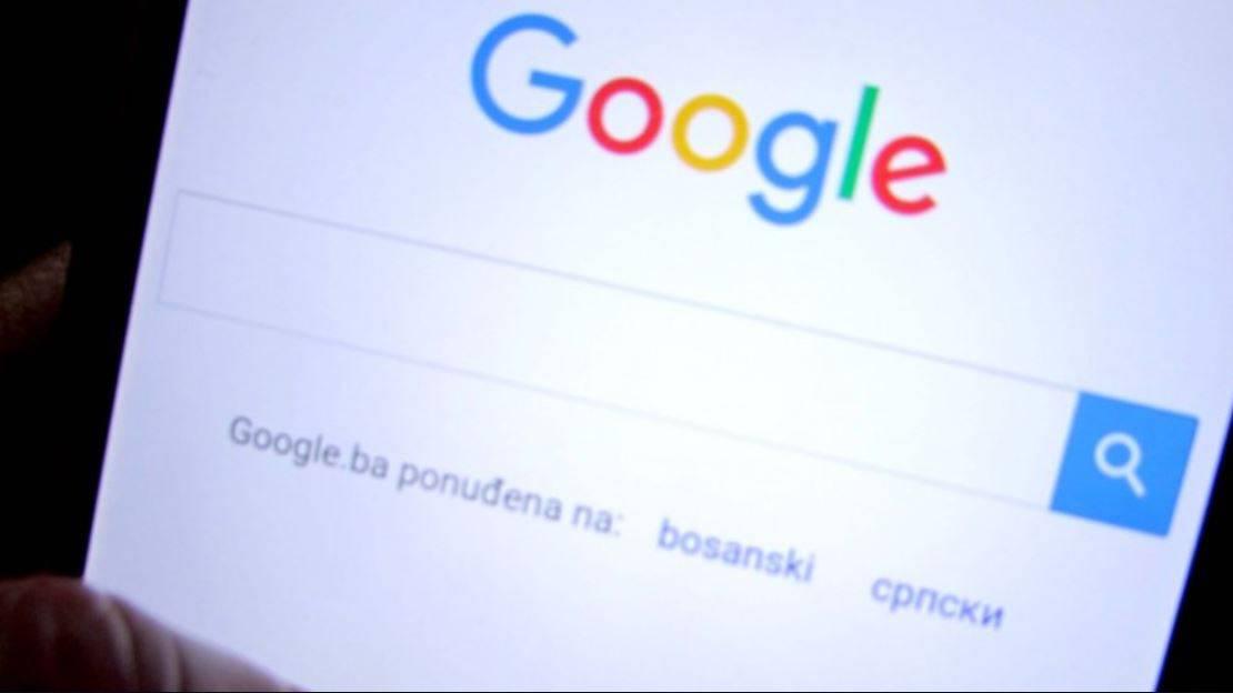 Vlada SAD-a pokrenula tužbu protiv Googlea
