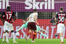 Spektakl u Milanu okončan remijem: Džeko i Ibrahimović pogađali, dosuđeni sumnjivi penali