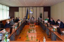 Vijeće ministara danas o Trgovskoj gori i graničnim prijelazima sa Srbijom