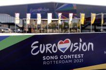 Finale Evrovizije 22. maja 2021. u Rotterdamu
