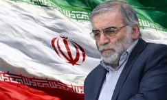 Ubijen ugledni iranski nuklearni naučnik Mohsen Fakhrizadeh