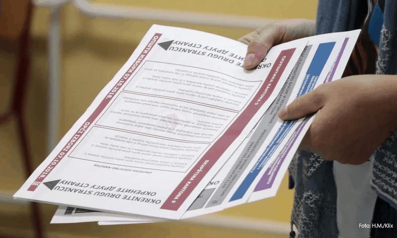 CIK-u se vratilo više od 13.500 neuručenih glasačkih pošiljki, najviše iz Srbije i Hrvatske