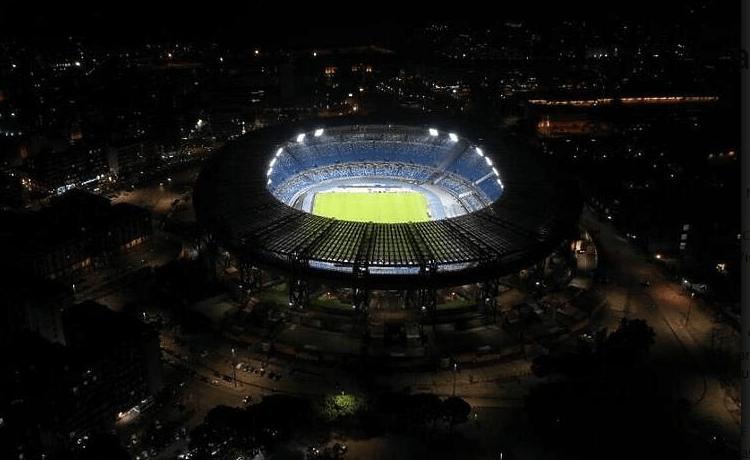 Napoli upalio reflektore i odao počast Maradoni, stadion San Paolo će biti preimenovan
