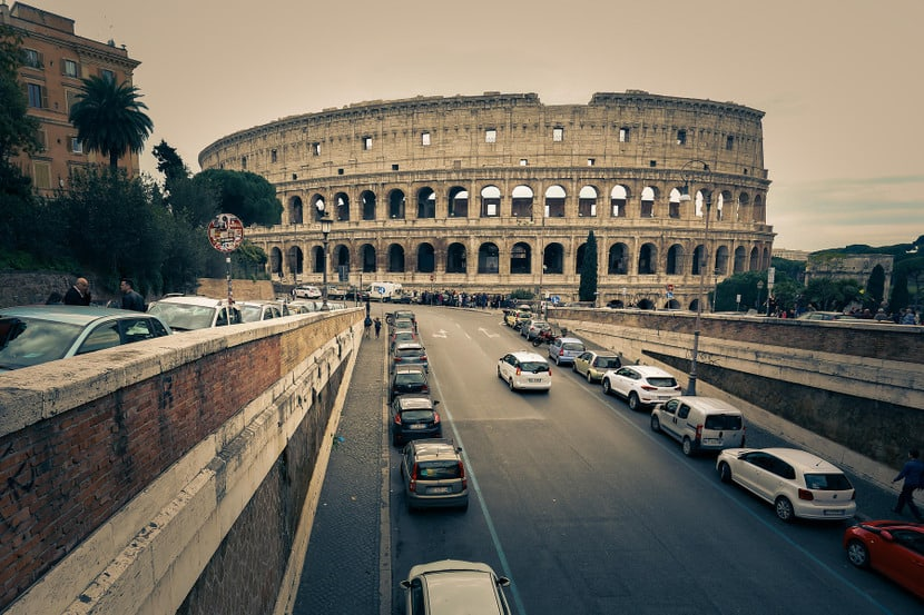 Turistkinja vratila komad mermera kojeg je 2017. ukrala u Rimu