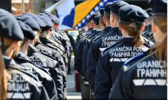 Granična policija vrši prijem 125 novih policajaca i 25 mlađih inspektora