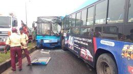 Nigerija: U sudaru dva autobusa poginulo 13 osoba
