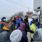 Migrantske porodice sa više od 100 djece pronađene u napuštenim objektima na granici s Hrvatskom