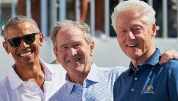 Bivši predsjednici se žele vakcinisati pred kamerama