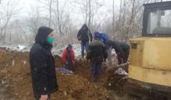U Sanskom Mostu ekshumacija posmrtnih ostataka žrtava nestalih 1995. godine