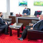 Vlada USK:Sastanak sa Lucie Gagné, predstavnicom UNHCR-a u Bosni i Hercegovini