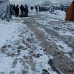 Migranti u Polju spasili ženu od utapanja
