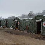 Poboljšani uslovi boravka migranata u kampu Lipa