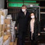 Ambasador Norveške u BiH uručio zaštitnu opremu centru 'Sedra'