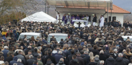 Velika tuga u Rakitnu: Sahranjeno šest tragično stradalih tinejdžera