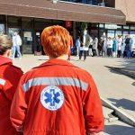Sindikat i uposlenici Doma zdravlja Bihać održali štrajk upozorenja