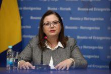 Gudeljević: BiH od Hrvatske, Kine, Srbije i Slovenije očekuje još 94.800 doniranih doza vakcina
