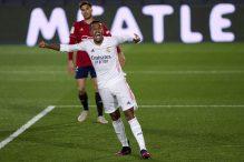 Real u finišu slomio otpor Osasune i ostao u utrci za titulu prvaka