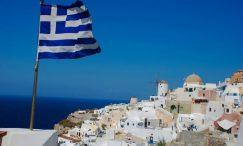 Mjere blokade na grčkom ostrvu Kalminos