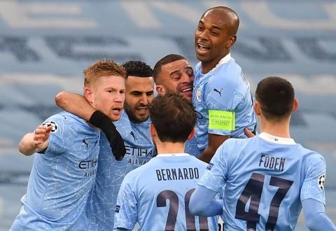 Manchester City se plasirao u prvo finale Lige prvaka