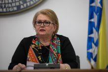 Turković informisala Cavusoglua o ponuđenoj pomoći Vlade FBiH za gašenje požara