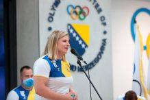 Larisa Cerić ispala sa Olimpijskih igara u drugom kolu