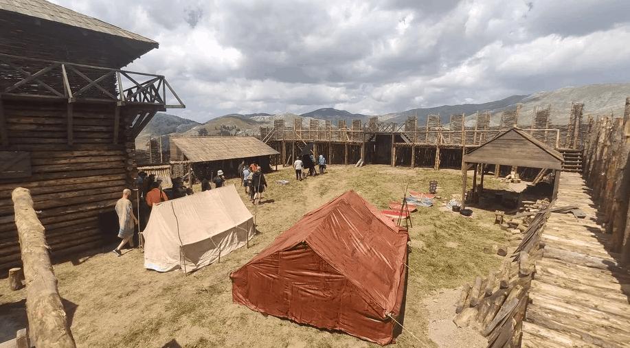 Na Bjelašnici već mjesec dana traje snimanje filma o Ilirima i Rimljanima