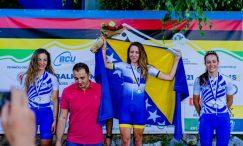 Lejla Tanović peti put zaredom osvojila Balkansko prvenstvo