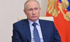 Putin pozvao SAD i NATO da snose troškove obnove u Afganistanu