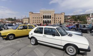 Ljubitelji 'golfova' u Sarajevu predstavili najbolje primjerke