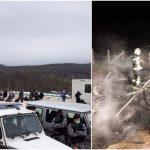 Sinoć izbio požar u migrantskom kampu Lipa kod Bihaća