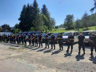 Novi policijski službenici i novo naoružanje za MUP USK-a