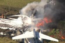 U Teksasu se srušio avion, svi putnici preživjeli