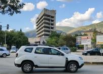 "Vlada Federacije BiH počinje obnovu ruševne ""Staklene banke"" u centru Mostara"