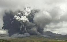 Vulkan Aso u Japanu izbacio pepeo na visinu od 3.500 metara