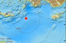 Zabilježen snažan potres kod ostrva Karpatos u Grčkoj
